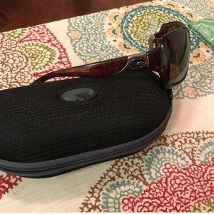Costa polarized woman sunglasses